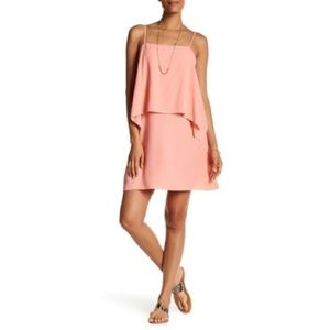 Splendid Voile Popover Dress